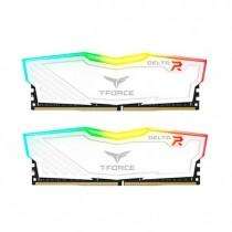 MODULO DDR4 32GB 2X16GB PC3000 TEAMGROUP DELTA RGB