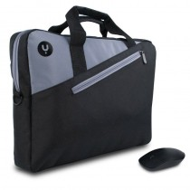 pPractico bundle que incluye un maletin para laptop y un preciso raton inalambrico brbrMaletin para ordenadores portatiles de h