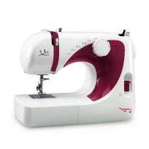 pLa maquina de coser MC695 es portatil y de pequeno tamano realiza 13 disenos de puntada distintos y viene con un juego complet