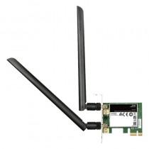 pEl adaptador DWA 582 Wi Fi AC1200 Dual Band PCI Express permite actualizar la conexion Wi Fi de su ordenador al nuevo estandar