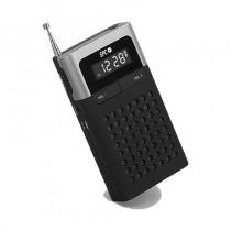 pul liAlmacena 50 emisoras li liFuncion despertador Radio Tonos li liAntena telescopica de alta sensibilidad li liPantalla LCD