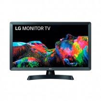 TELEVISIoN LED 24 LG 24TL510SPZ SMART TELEVISIoN HD NEGR