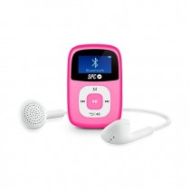 MP3 8GB SPC FIREFLY ROSA BLUETOOTH 20 CLIP RADIO FM IN 35