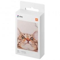 pul liModelo XMBXXZ01HT li liPapel fotografico de 3 para la impresora Xiaomi Mi Portable Photo Printer li liPack de 20 papeles