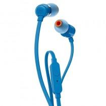 ppLos auriculares intrauditivos JBL T110 son ligeros comodos y compactos Bajo la resistente carcasa del auricular un par de con