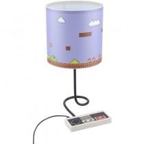 pul liIlumina tu habitacion y suena con tu proxima aventura con Mario y amigos con esta lampara de consola NES super divertida