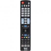 pMando a distancia universal TM Electron configurado para sustituir el mando original de su TV LED LCD PLASMA LGbrbrul liProgra