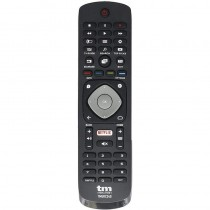 pul liMando a distancia universal compatibles con televisores Philips Preparado para usarse directamente con su TV Philips sin