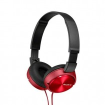 AURICULARES SONY MDR ZX310 ROJO