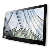 ph2Solucion portatil elegante y funcional h2brEl monitor portatil I1601FWUX con alimentacion USB C el mas reciente de AOC puede
