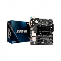 PLACA BASE ASROCK J5040 ITX INTEL QUAD CORE GEMINI LAKE