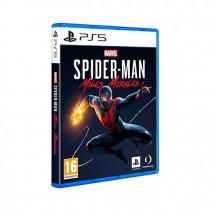 JUEGO SONY PS5 SPIDER MAN MILES MORALES