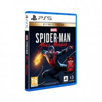 JUEGO SONY PS5 SPIDER MAN MMORALES ULT EDITION
