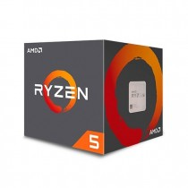 PROCESADOR AMD AM4 RYZEN 5 2600 6X34GHZ 19MB BOX