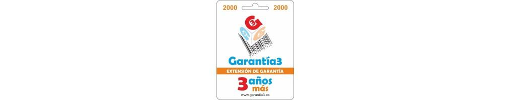 Extensiones de Garantia y Seguros